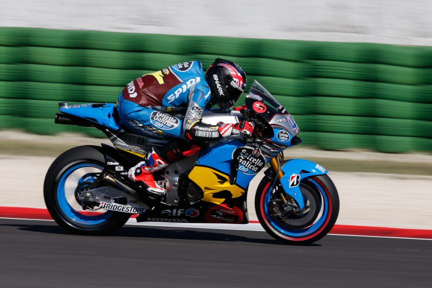 Scott Redding, EG 0,0 Marc VDS, San Marino GP Q1