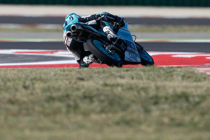 Danny Kent, Leopard Racing, San Marino GP QP