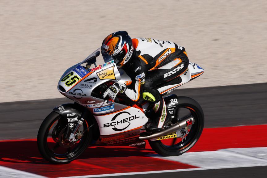 Phillip Oettl, Schedl GP Racing, San Marino GP QP