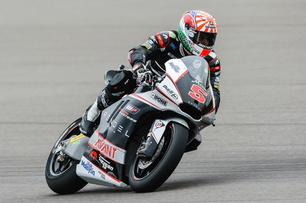 zarco snatches moto2 pole from rins 39 grasp motogp. Black Bedroom Furniture Sets. Home Design Ideas