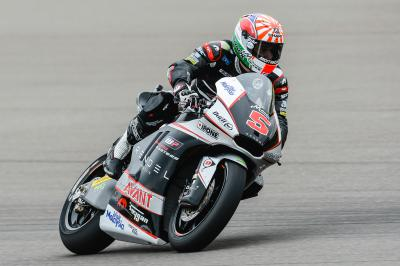 Zarco snatches Moto2™ pole from Rins' grasp