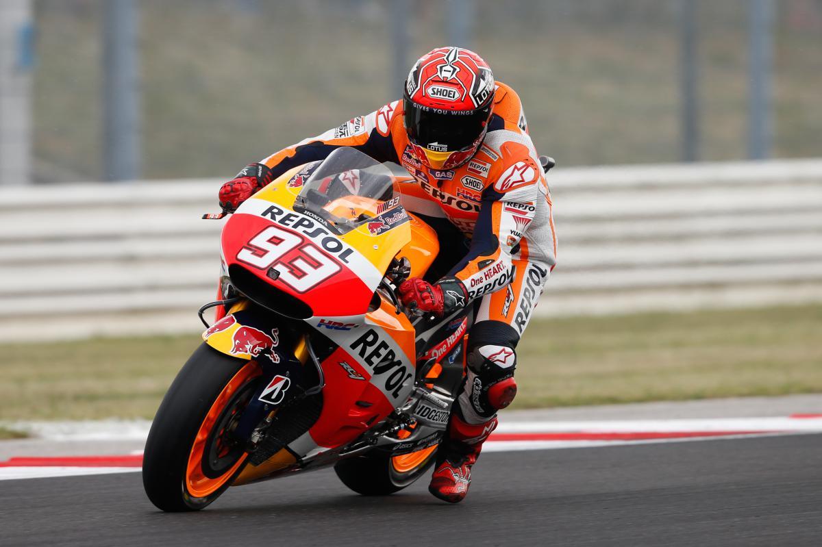 Marquez wins amid Misano mayhem | MotoGP™
