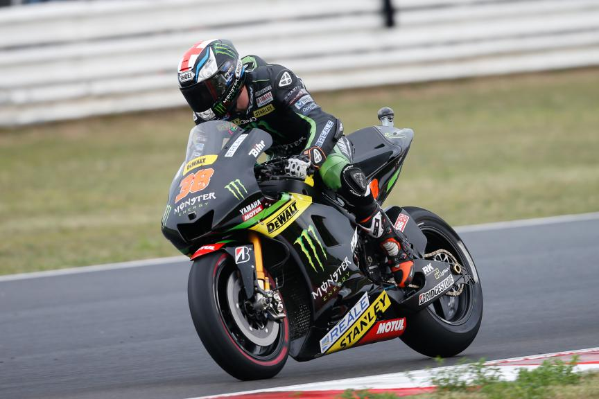 Bradley Smith, Monster Yamaha Tech 3, San Marino GP RACE