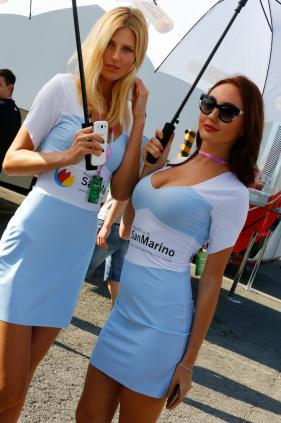 san marino girls