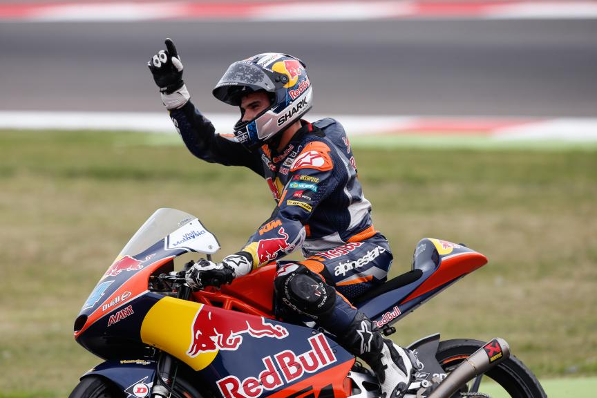 Miguel Oliveira, Red Bull KTM Ajo, San Marino GP RACE