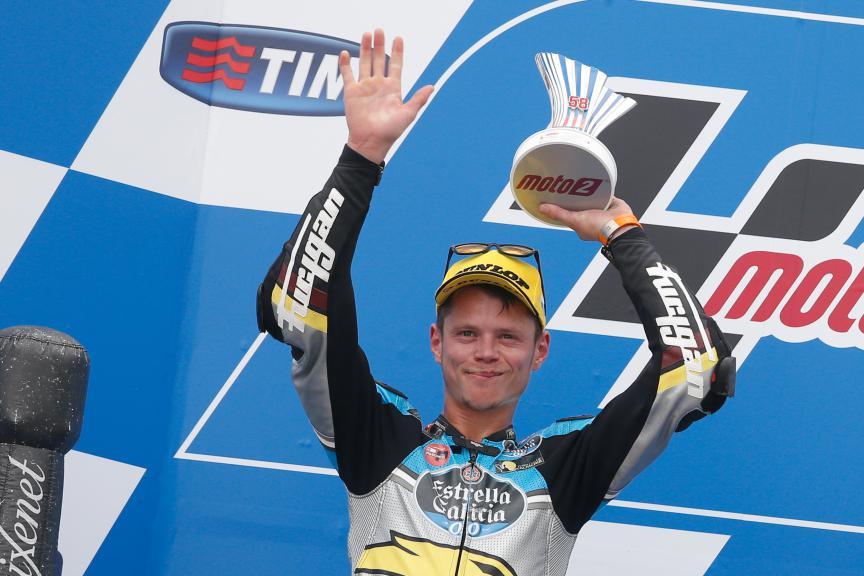 Tito Rabat, EG 0,0 Marc VDS, San Marino GP RACE