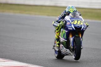 Rossi: «El objetivo principal es el campeonato»