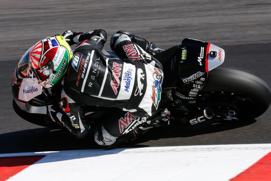 Johann Zarco, Ajo Motorsport, San Marino GP