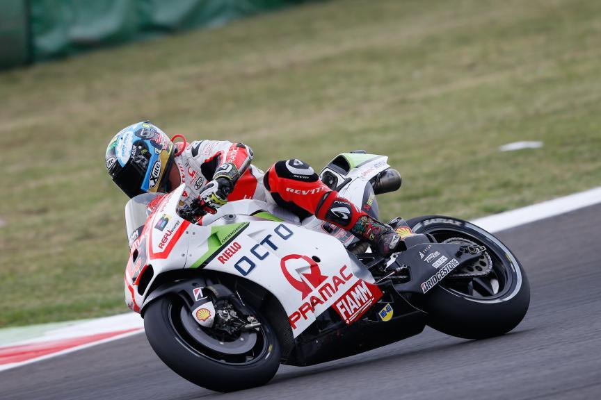 Danilo Petrucci, Pramac Racing, San Marino RACE