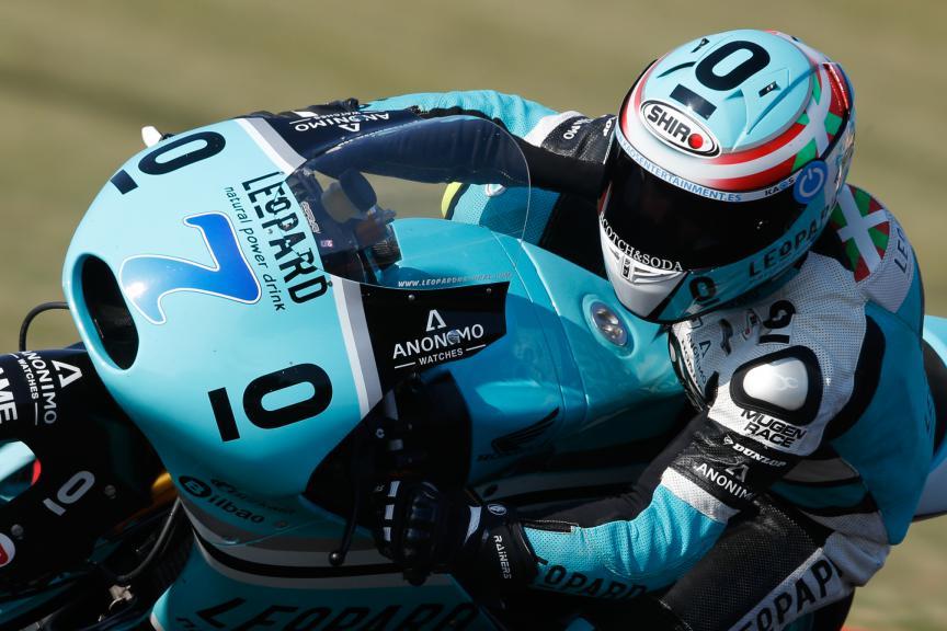 Efren Vazquez, Leopard Racing, San Marino GP WUP