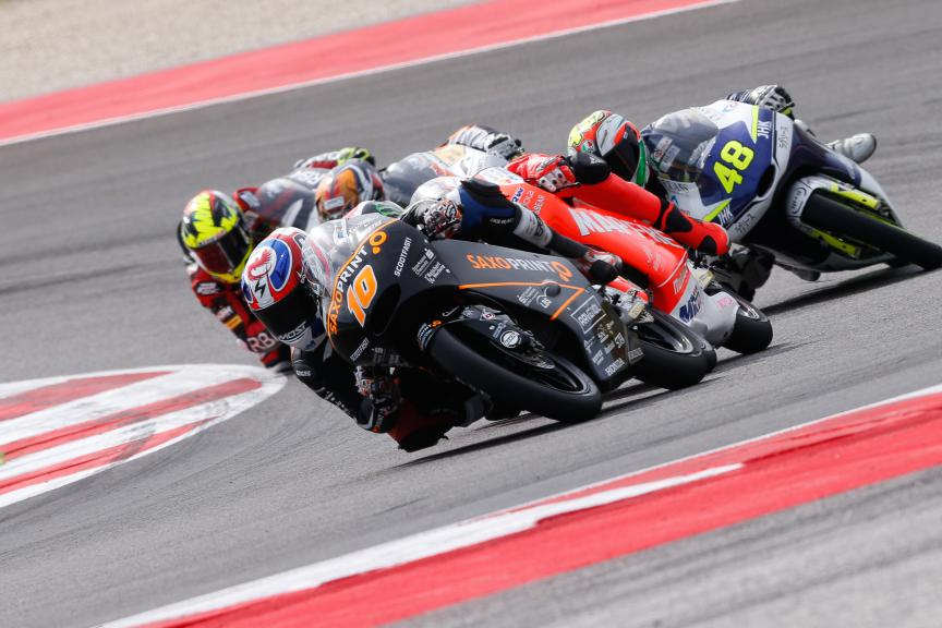 Alexis Masbou, SAXOPRINT RTG, San Marino GP Race