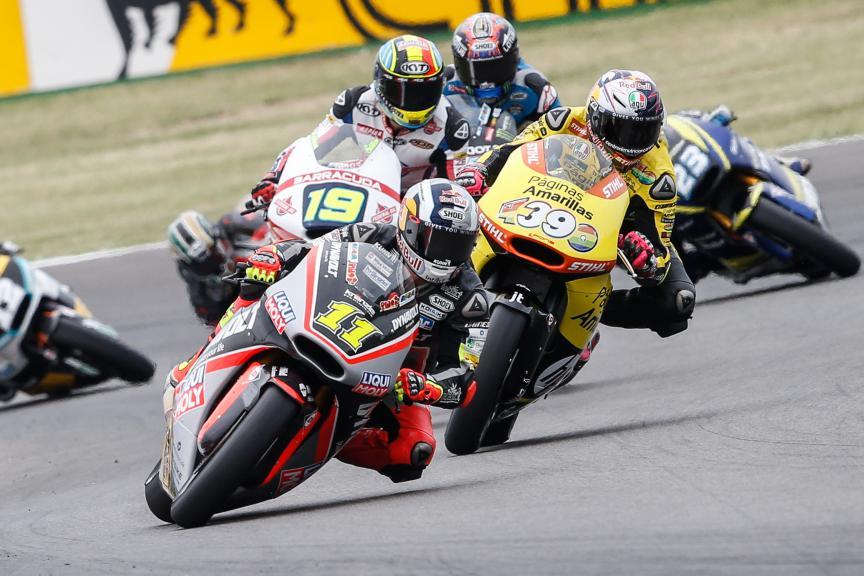 Sandro Cortese, Dynavolt Intact GP, San Marino GP RACE
