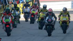 The full Warm Up session for the Moto2™ World Championship at the San Marino GP.