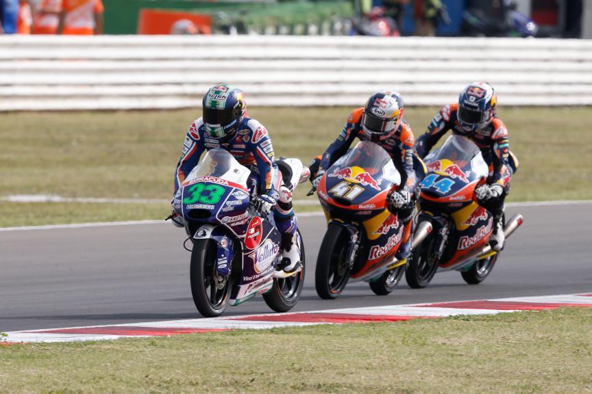Enea Bastianini, Gresini Racing Team Moto3, San Marino GP