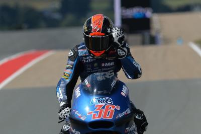Kallio no seguirá pilotando con el equipo Italtrans Racing