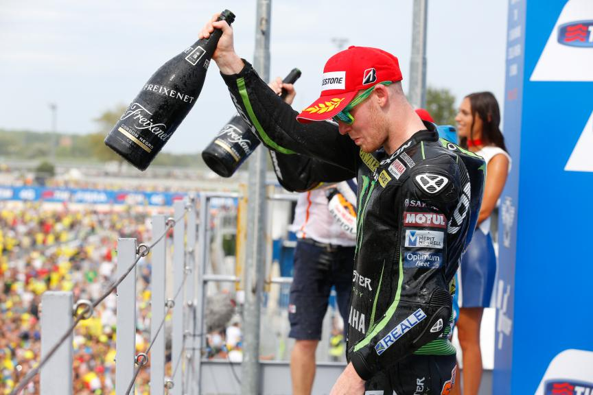 Bradley Smith, Monster Yamaha Tech 3, San Marino GP RACE