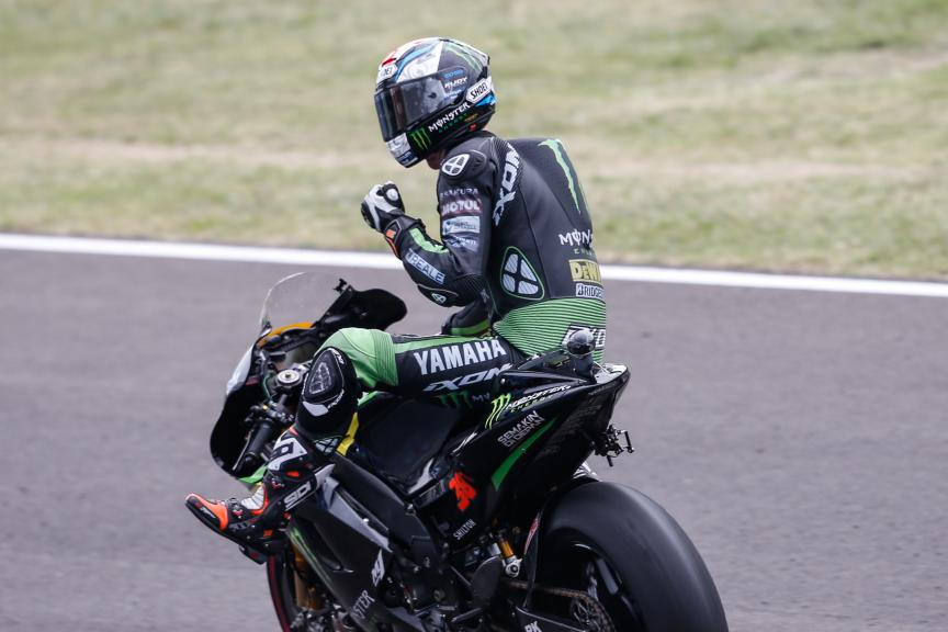 Bradley Smith, Monster Yamaha Tech 3, San Marino RACE