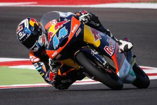 Oliveira: 'E' stata una buona gara'