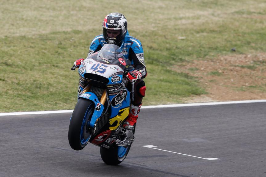 Scott Redding, EG 0,0, Marc VDS, San Marino GP RACE