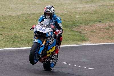 Redding: 'I had nothing to lose'