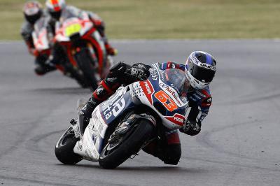 Di Meglio : « Cette course m'a rendu fou »