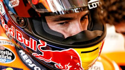#SanMarinoGP: Marquez - down but not out