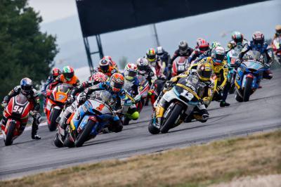 Moto2™: Guía de carrera en Misano