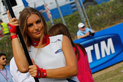The Paddock Girls of the #SanMarinoGP