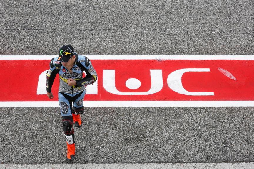 Moto2 San Marino Test
