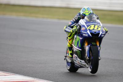 """Rossi: """"A corrida foi um pouco estranha"""""""