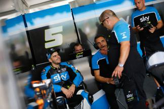 Moto3™ riders take to Misano track for post-race test