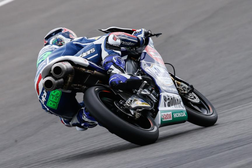 Enea Bastianini, Gresini Racing Team Moto3, San Marino Test