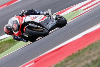 2016 upgrades and bike swap in post-Misano Moto2™ test
