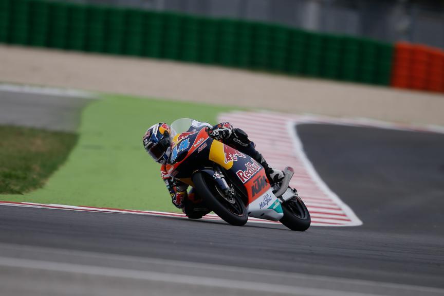 Miguel Oliveira, Red Bull KTM Ajo, San Marino Test