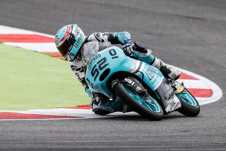 Danny Kent, Leopard Racing, San Marino GP