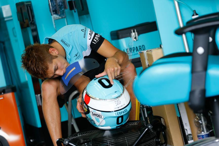 Hiroki Ono, Leopard Racing, San Marino Test