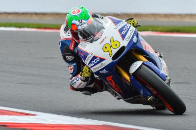 L. Rossi : « Une course solide, c'est bon à prendre ! »