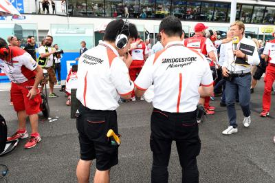 Bridgestone review the San Marino GP
