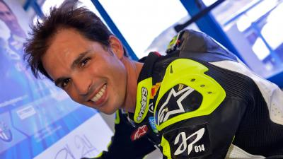 Toni Elías correrá con Forward Racing en MotoGP™.