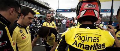 A Sito Pons se le acumuló el trabajo en el GP de San Marino