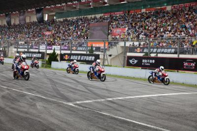 The Shell Advance Asia Talent Cup arrives in China