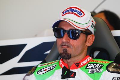 Biaggi: «No es sólo suerte. Rossi está mereciendo el...