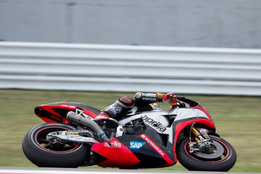 Stefan Bradl, Aprilia Racing Team Gresini, Misano Test