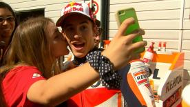 An alternative look at the happenings behind the scenes at the #SanMarinoGP, including all the best oddities & outtakes.