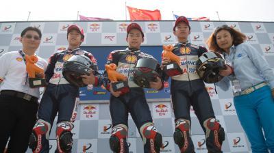 Sasaki takes victory in Zhuhai