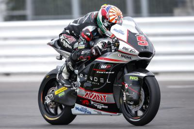 Zarco given first title chance at Aragon GP