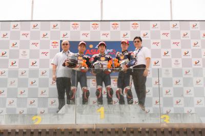 シェルアドバンス・アジア・タレント・カップ:佐々木&小椋が優勝