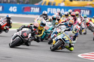 Aragón acogerá la carrera número cien de Moto2™