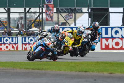 Moto2™ en Aragón – Estadísticas previas