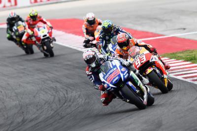 MotoGP™ en MotorLand: Estadísticas previas